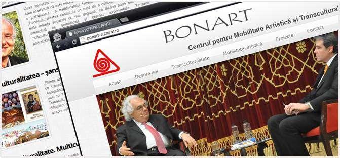 CENTRUL PENTRU MOBILITATE ARTISTICA SI TRANSCULTURALITATE - BONART