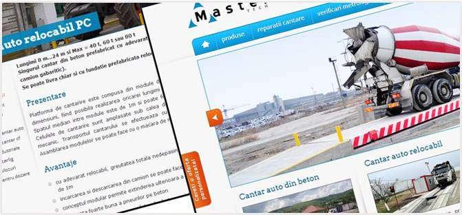 MASTER-TECH SRL