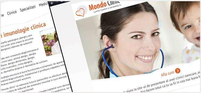 MONDO CLINIC SRL