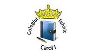 colegiul tehnic carol logo